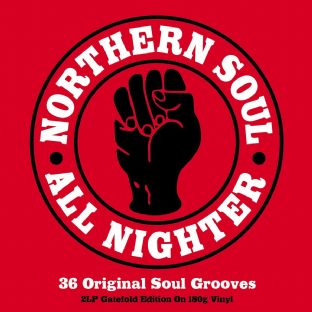 V/A - Northern Soul All Nighter (LP) (180g Vinyl) (M/M) (Sealed) (1)
